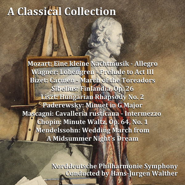 Norddeutsche Philharmonie Symphony - A Classical Collection