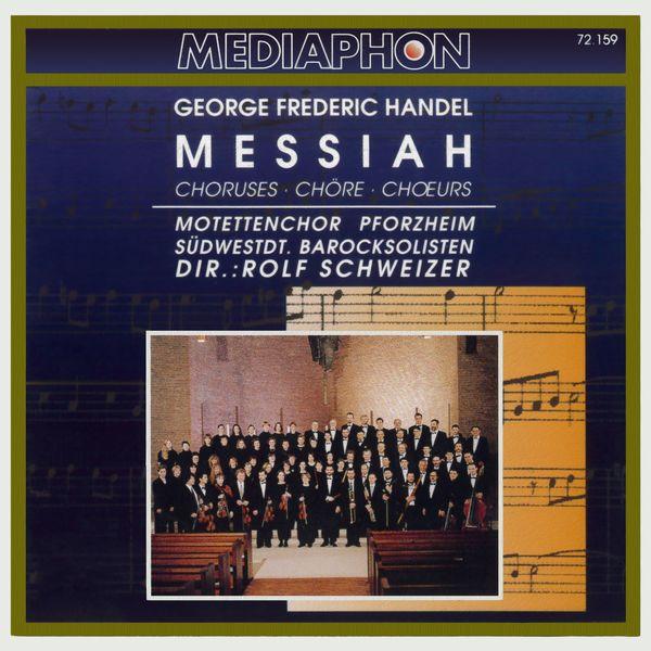 Motettenchor Pforzheim - Handel: Messiah Choruses