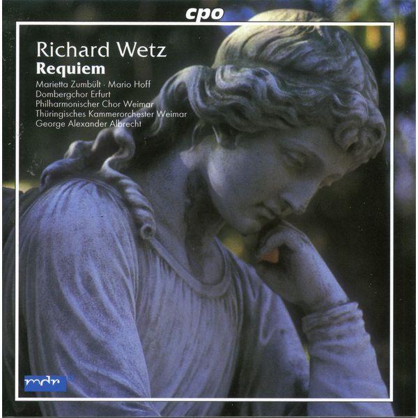 Marietta Zumbult - Wetz: Requiem in B Minor, Op. 50 (Live)