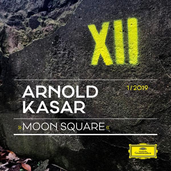 Arnold Kasar - Moon Square
