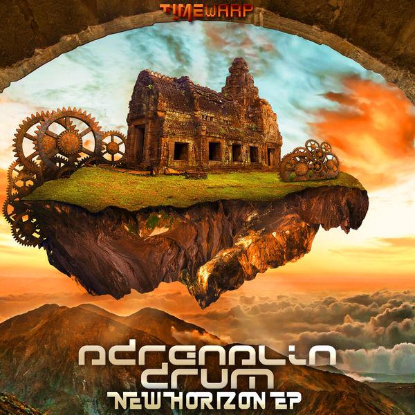 Adrenalin Drum - New Horizon