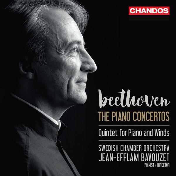 Jean-Efflam Bavouzet - Beethoven: Piano Concertos