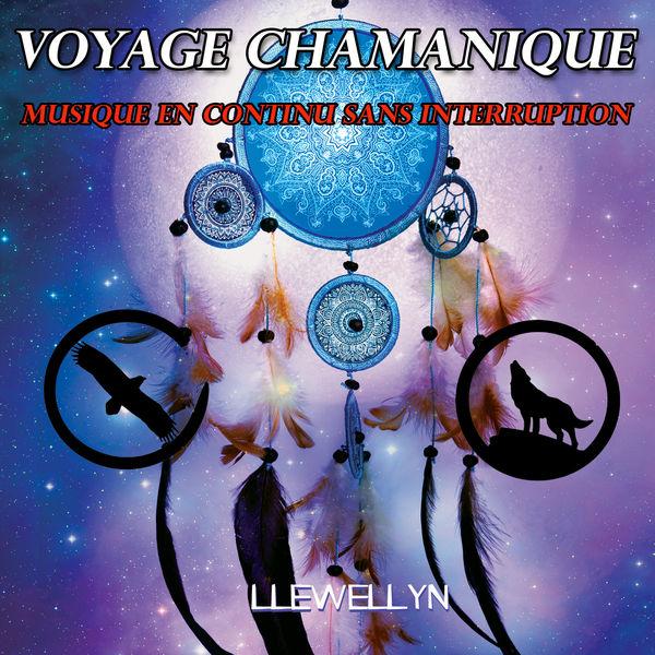 Llewellyn - Voyage chamanique: musique en continu sans interruption