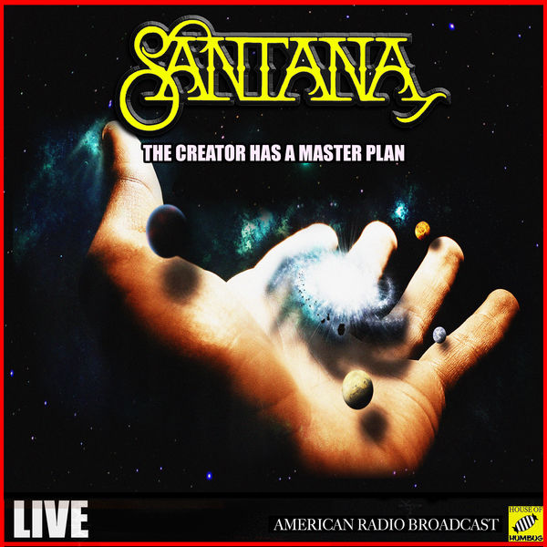 Santana - The Creator Has A Master Plan