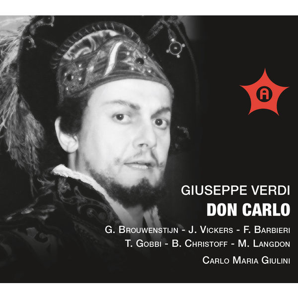 Carlo Maria Giulini - Verdi: Don Carlo