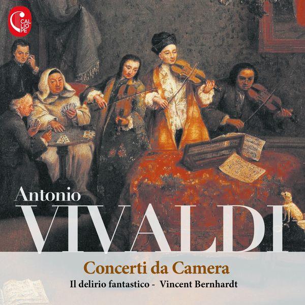 Vincent Bernhardt - Vivaldi : Concerti da camera