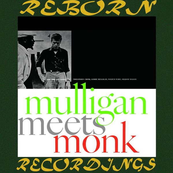 Thelonious Monk - Mulligan Meets Monk (HD Remastered)