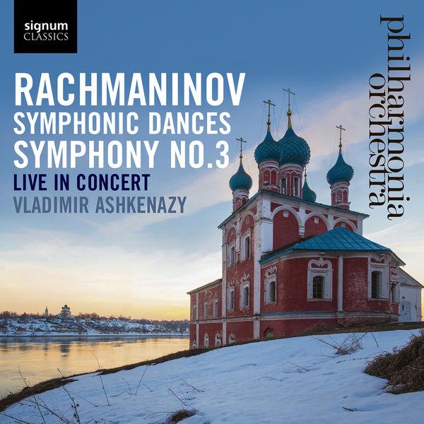 Philharmonia Orchestra - Rachmaninov: Symphonic Dances, Symphony No. 3