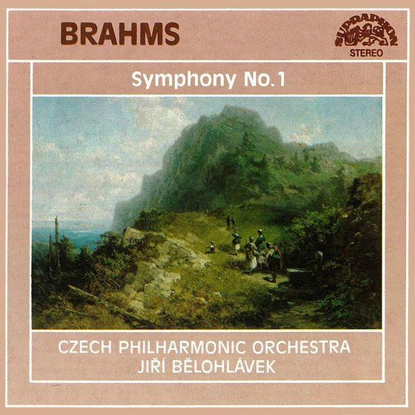 Jiří Bělohlávek, Czech Philharmonic - Brahms: Symphony No. 1 in C Minor