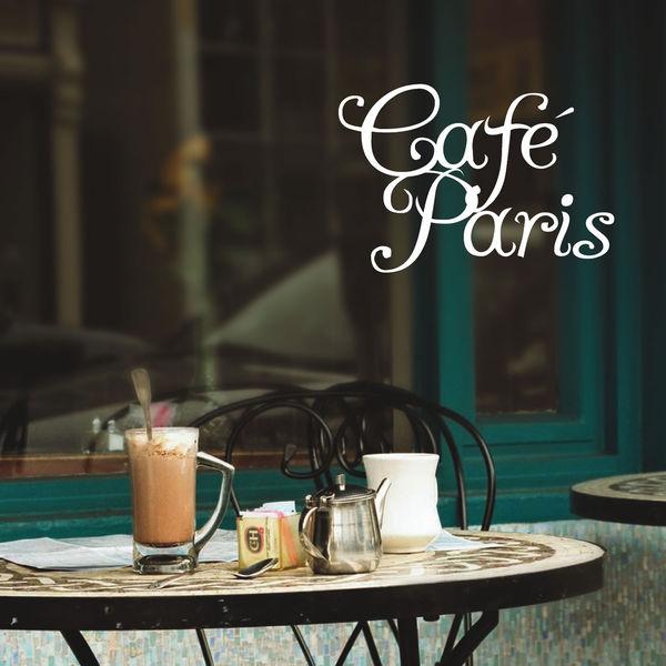 The Sign Posters - Café Paris