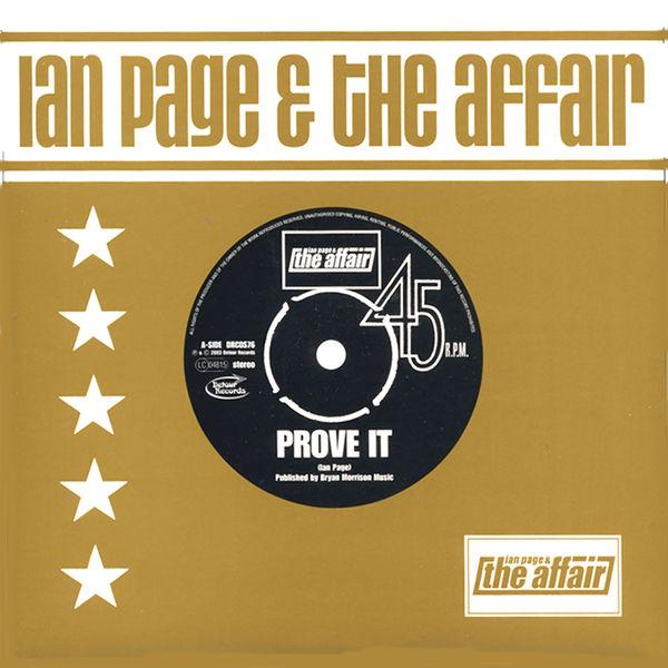 Ian Page - Prove It EP