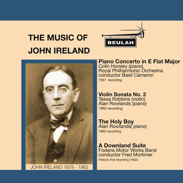 Various Artists - The Music of John Ireland