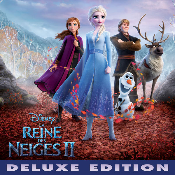 Various Artists - La Reine des Neiges 2