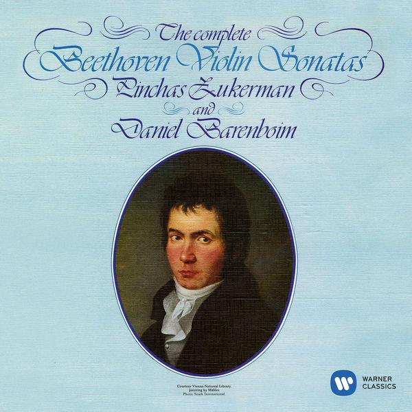 Daniel Barenboim - Beethoven: The Complete Violin Sonatas