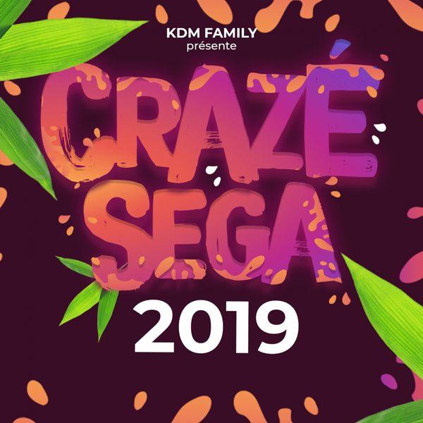 Various Artists - Crazé séga 2019