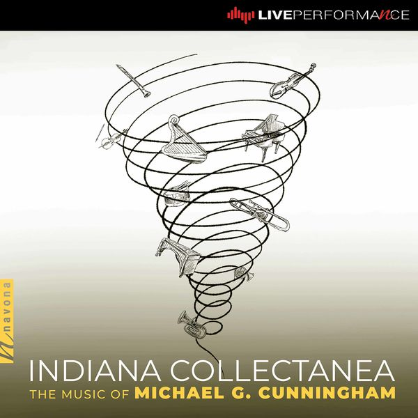 Madeline Schatz - Indiana Collectanea: The Music of Michael G. Cunningham (Live)