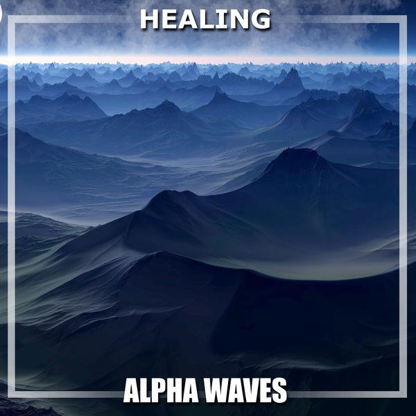13 Healing Alpha Waves | White Noise Meditation, Pink Noise