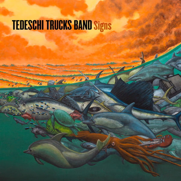 Signs | Tedeschi Trucks Band to stream in hi-fi, or to download in True