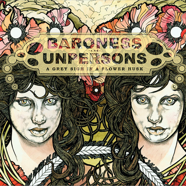 Baroness|A Grey Sigh In A Flower Husk