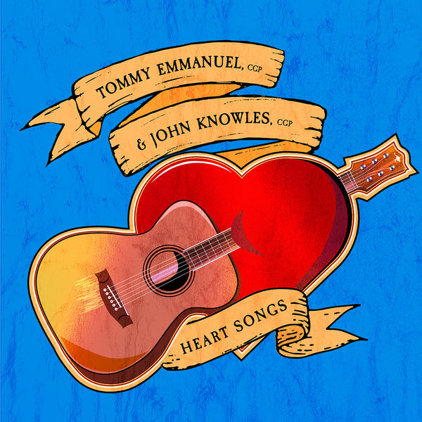 Tommy Emmanuel - Heart Songs