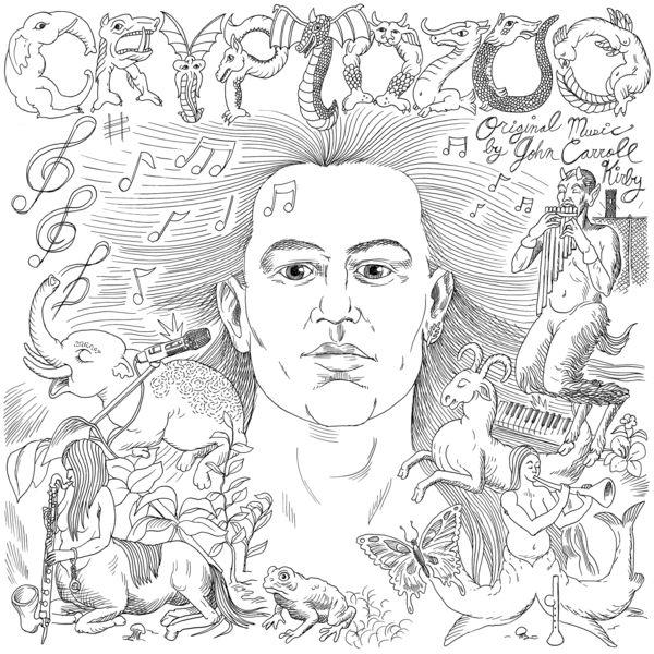 John Carroll Kirby - Cryptozoo: Original Motion Picture Soundtrack