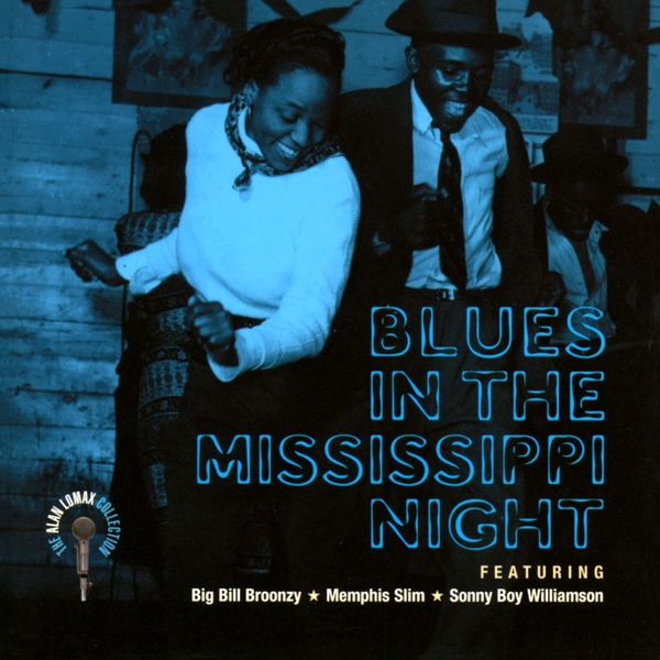 Various Artists - Blues In The Mississippi Night - The Alan Lomax Collection