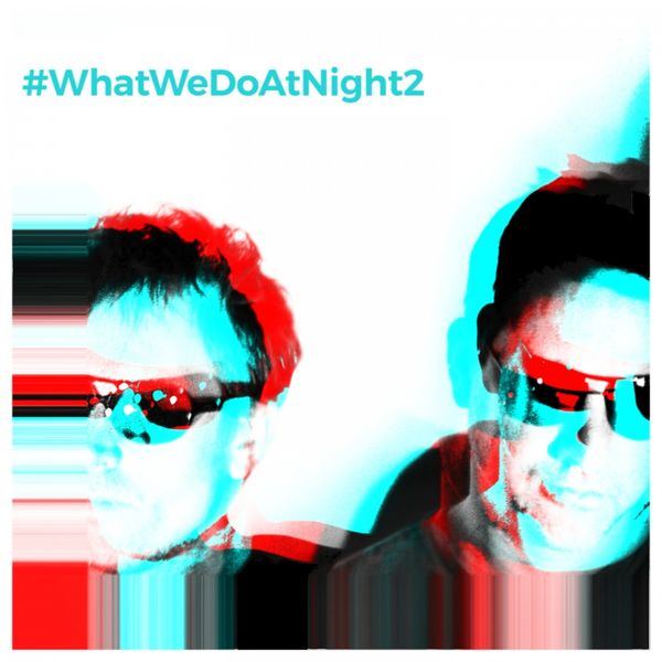 Blank  Jones - #WhatWeDoAtNight 2