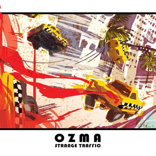 Ozma - French Explosive Jazz - Strange Traffic