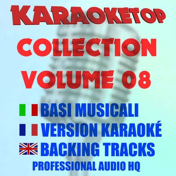 Karaoketop - Karaoketop Collection, Vol. 08