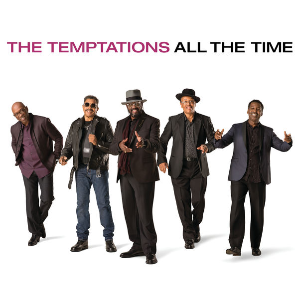 The Temptations|All The Time