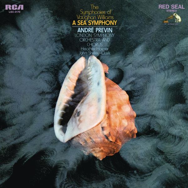 André Previn - Vaughan Williams: A Sea Symphony (Symphony No. 1),  IRV. 70