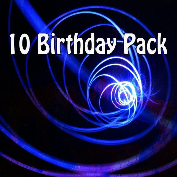 Happy Birthday - 10 Birthday Pack