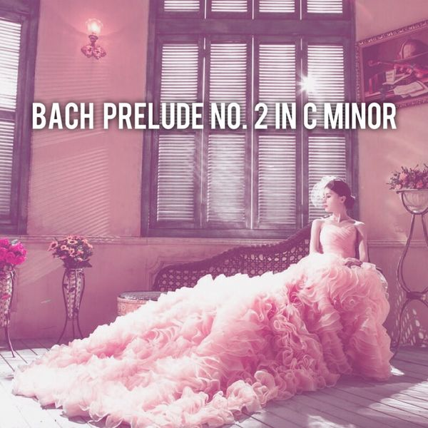 Abby Mettry - Bach: Prelude No. 2 in C Minor, BWV 846