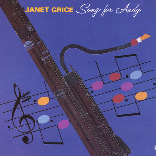 Janet Grice - Song For Andy