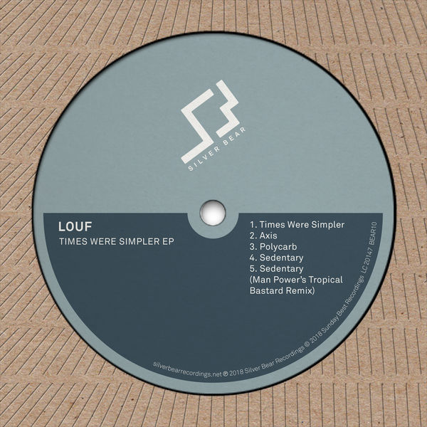Louf - Times Were Simpler