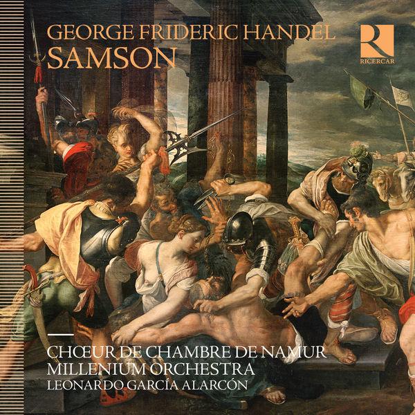 Millenium Orchestra - Handel: Samson