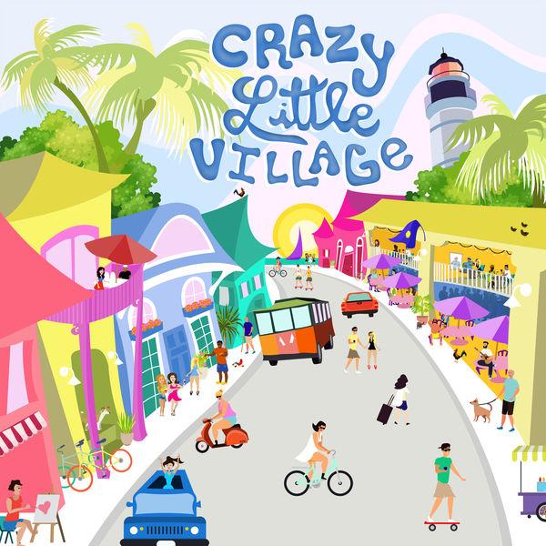 Joe Sambo - Crazy Little Village