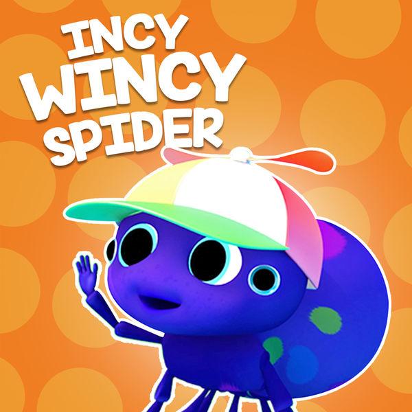 Cartoon Studio English - Incy Wincy Spider