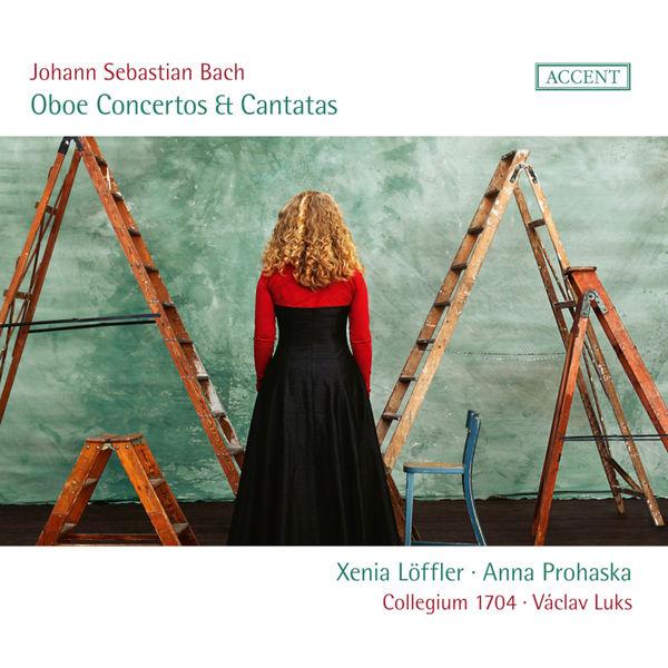 Xenia Löffler - Bach: Oboe Concertos & Cantatas