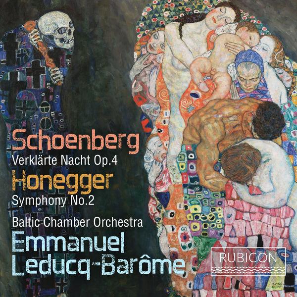 Baltic Chamber Orchestra - Schoenberg & Honegger
