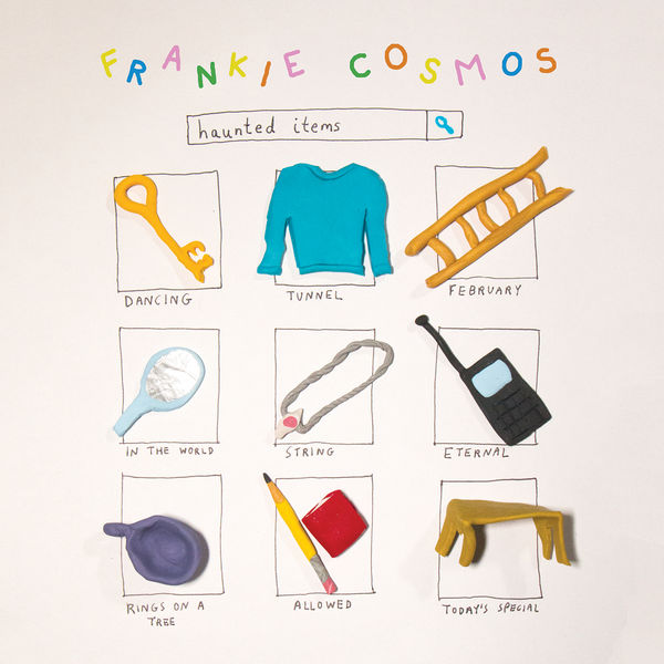 Frankie Cosmos - Haunted Items #1