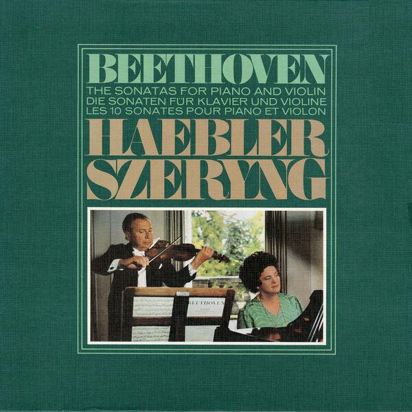 Henryk Szeryng - Beethoven: Violin Sonatas Nos. 1-10