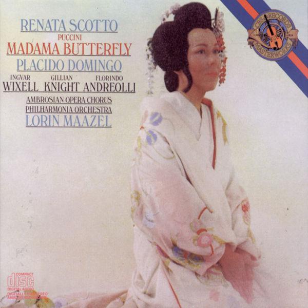 Lorin Maazel - Puccini: Madama Butterfly