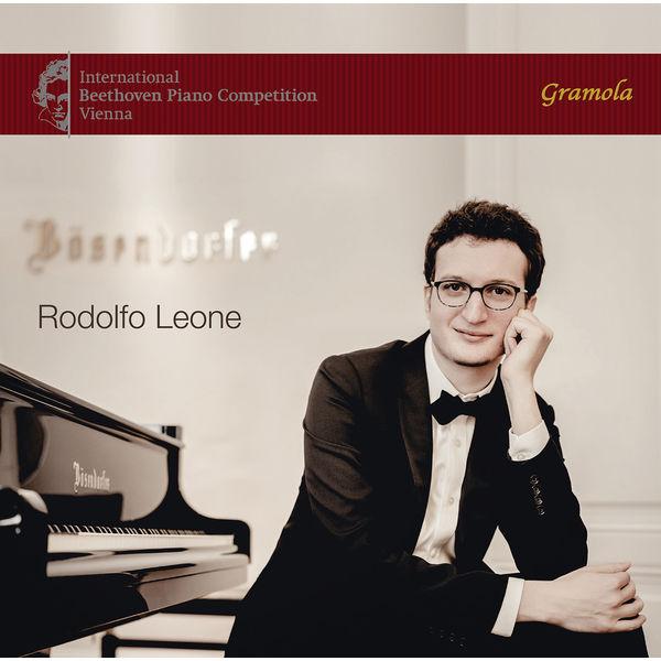 Rodolfo Leone - Beethoven: Piano Sonatas & Andante in F Major