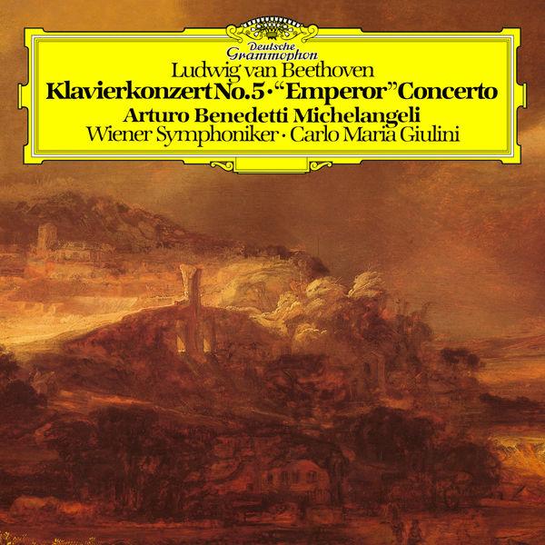 Arturo Benedetti Michelangeli - Beethoven: Piano Concerto No.5 in E-Flat Major, Op.  73