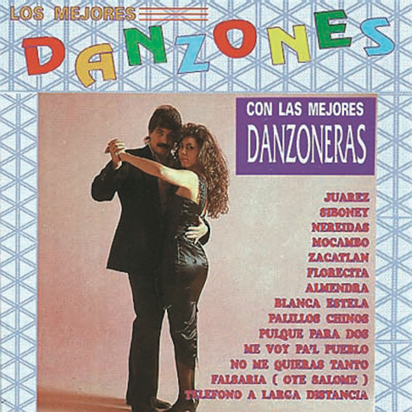 Pepe Olvera Y Orquesta - Los Mejores Danzones Con la Mejor Danzonera