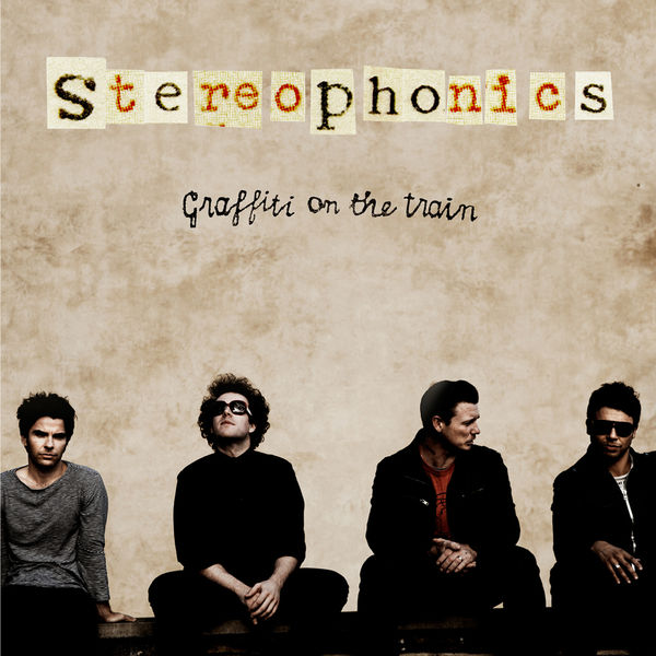 Stereophonics - Graffiti On The Train (Deluxe)
