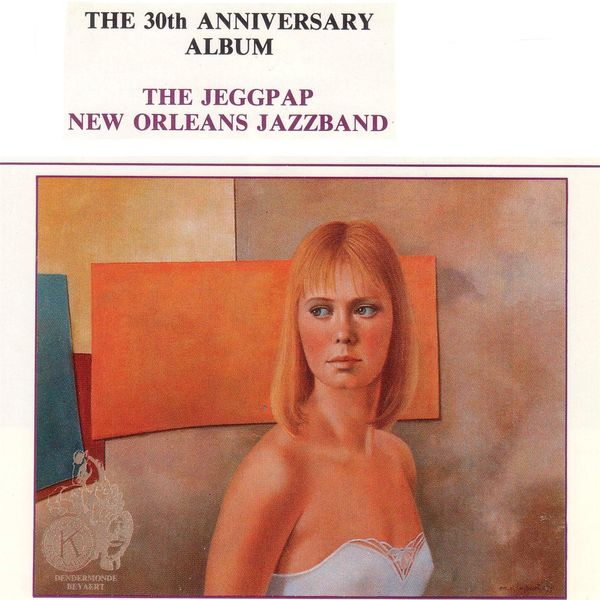 The Jeggpap New Orleans Band - The 30th Anniversary Album