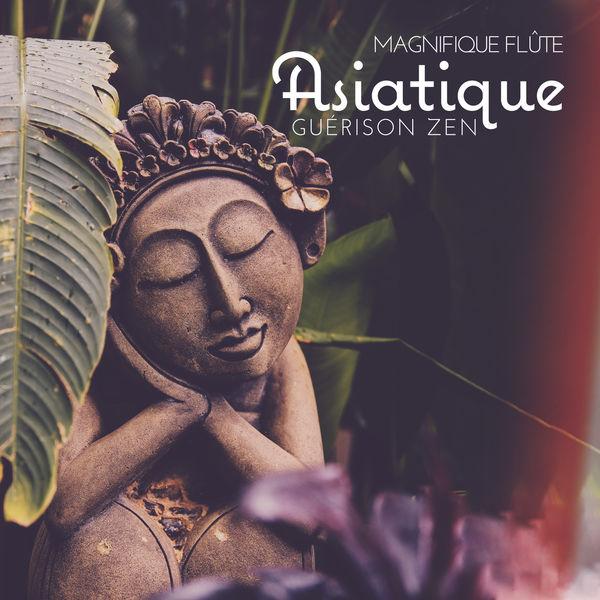 Ensemble de Musique Zen Relaxante - Magnifique flûte asiatique: Guérison zen – Méditation, Yoga, Spa, Musique traditionnelle chinoise