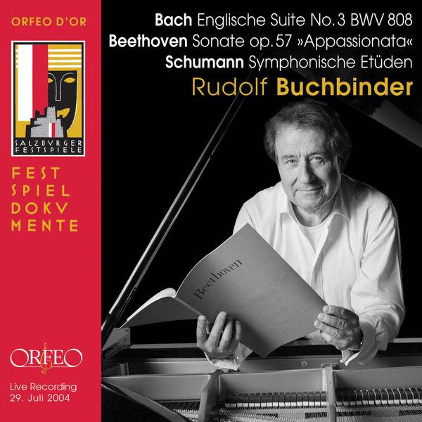 Rudolf Buchbinder - Bach, Beethoven & Schumann: Piano Works (Live)